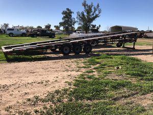 2004 Take 3 Car hauler Wedge trailer 3 axle winch for Sale in San Tan Valley, AZ