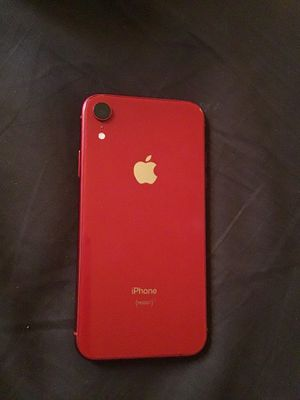 Like New! iPhone XR Product Red for Sale in Morrisville, PA