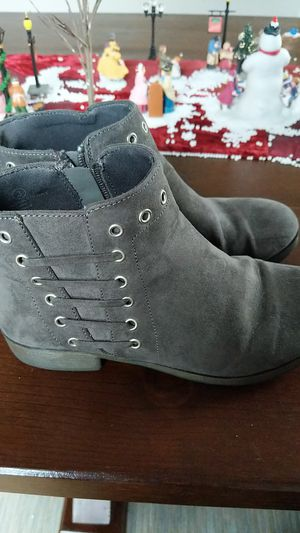 Girls Justice boots size 3 for Sale in Glendora, CA