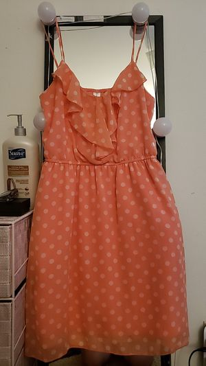 Pink Polka Dot Dress for Sale in Milwaukee, WI
