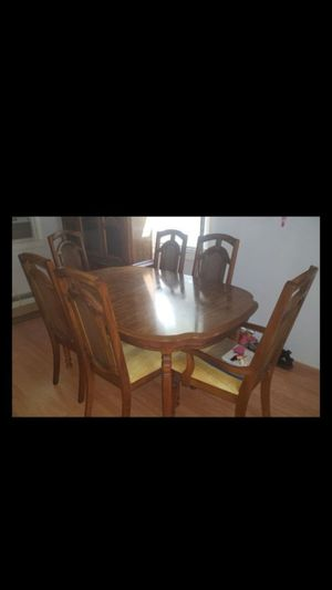 Table and hutch for Sale in Plymouth, CT