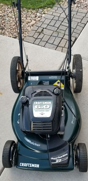 Craftsman self propelled lawnmower - excellent condition for Sale in Aurora, CO