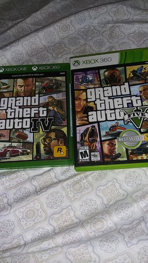 Xbox 360 games for Sale in Washington, DC
