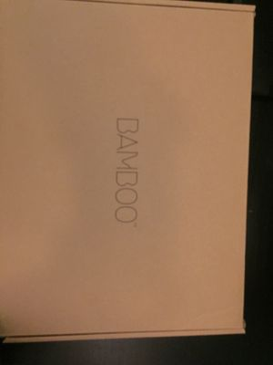 Bamboo Digital Art Tablet for Sale in Boston, MA