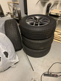 JEEP WHEELS for Sale in Charlotte,  NC
