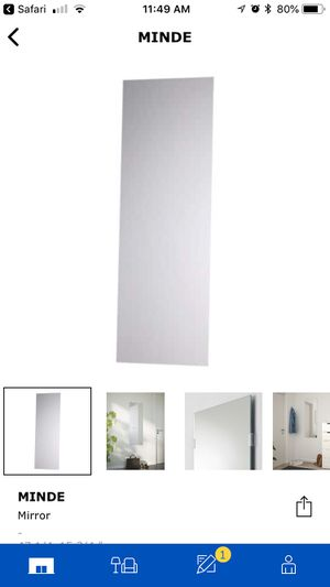 2 Full length mirrors for Sale in Chevy Chase, MD