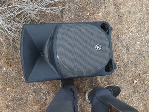 Mackie thump th-12a active sound reinforcement loudspeaker for Sale in Hesperia, CA