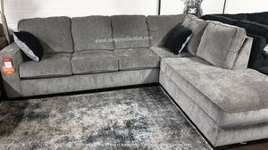 NEW IN THE BOX. ALTARI 2-PIECE SECTIONAL,ALLOY, SKU# TC8721366 for Sale in Westminster, CA