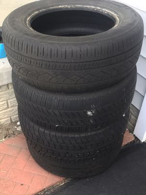 5 Tires great/good condition 215/60r15 for Sale in Lewis Center, OH