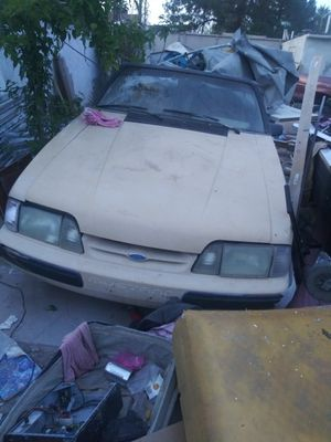 1986 mustang convertable for Sale in Las Vegas, NV