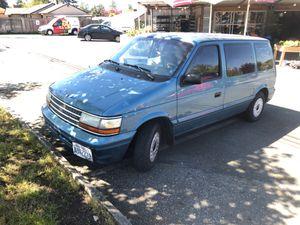 1995 mini van voyager for Sale in Lynnwood, WA