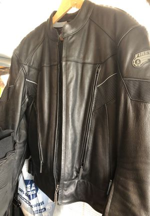 Motorcycle leather jacket for Sale in Los Angeles, CA