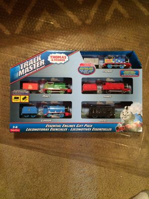 Brand new Thomas and Friends Motorized Track Master Set for Sale in Philadelphia, PA