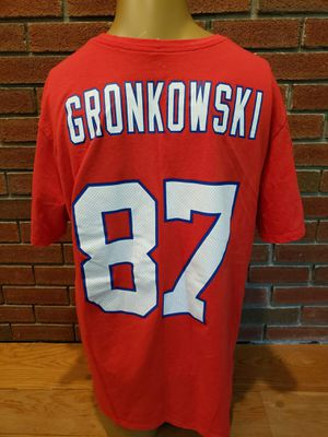 Gronkowski XXL Patriots Shirt in Excellent Condition! for Sale in Stoughton, MA
