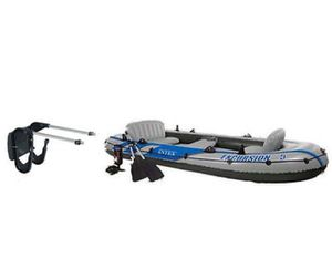 Intex Inflatable Boat for Sale in Overgaard, AZ