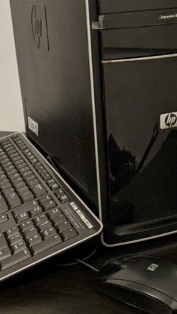 HP Pavilion p6000 series (p6633w) for Sale in City of Industry,  CA