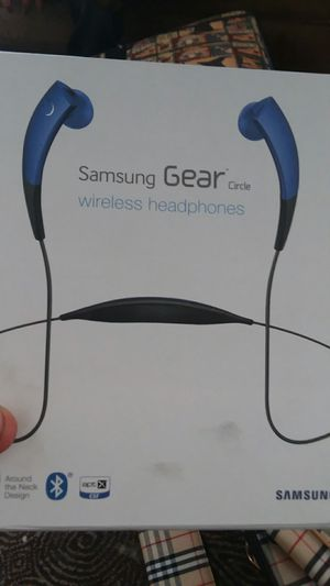 Samsung gear circle wireless headphones for Sale in Las Vegas, NV