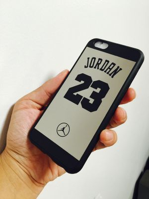 Hybrid 23 Jordan mirror case iPhone6/6s, 6 Plus/6s Plus for Sale in New York, NY