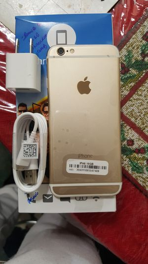 IPhone 6 unlocked for Sale in Sanger, CA