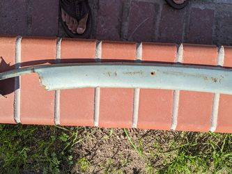 1965-1967 CHEVROLET IMPALA CONVERTIBLE INTERIOR UPPER WINDSHIELD MOLDING TRIM UP for Sale in Carson,  CA