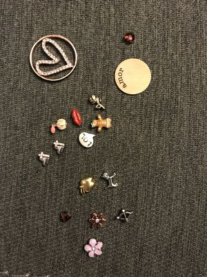 *NEW* Origami Owl (O2) Discontinued Charms and Plates for Sale in New York, NY