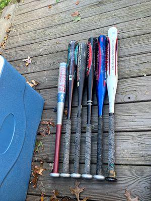 baseball bats for Sale in Mastic Beach, NY