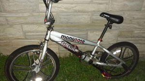 Mongoose Rebel BMX Bike for Sale in Lovingston, VA