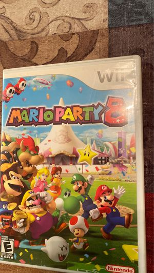 Wii marioparty8 for Sale in Cerritos, CA