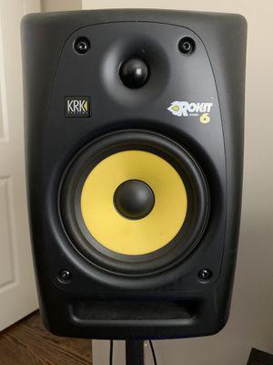 Pair of Rokit 6 RPG2 Speakers for Sale in Nashville, TN