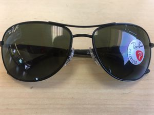 Ray Ban Polarized Sunglasses Black Frames for Sale in Norwalk, CA