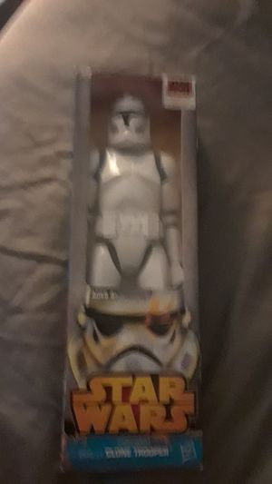 Clone trooper from star wars for Sale in Phoenix, AZ