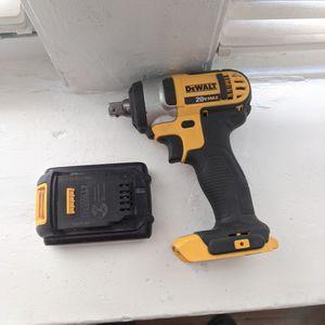 Dewalt Impact Wrench Drill for Sale in Washington, DC