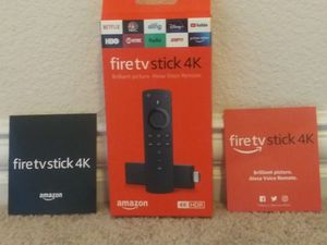 Amazon Fire Tv Stick 4K for Sale in Duncanville, TX