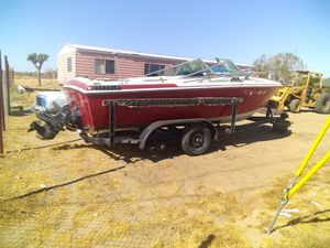 Wavelinner Boat and trailer for Sale in Walnut, CA