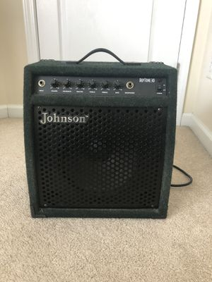 Johnson RepTone 30 Electric Guitar Amplifier 30 Watt for Sale in Raleigh, NC