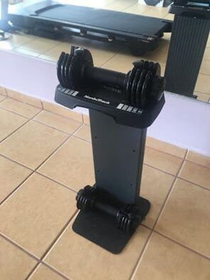 Dumbells! Perfect for Christmas's gift especially for some one who needs it!!!! NOT USED! no scratches or bends! Perfect for daily use. LOWERED PRICE for Sale in La Jolla, CA