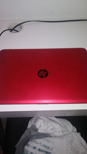 HP Laptop with charger. for Sale in HALNDLE BCH, FL