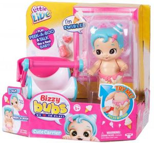 Used, Little Live Bizzy Bubs * Baby plays peek a boo* for Sale for sale  Clovis, CA