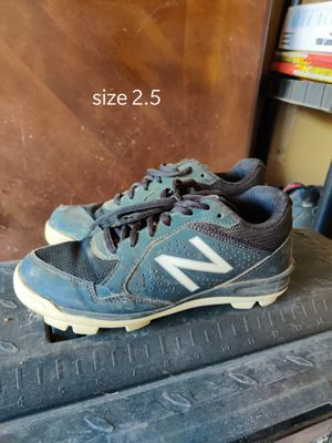 Cleats kids 2.5 for Sale in Dinuba, CA