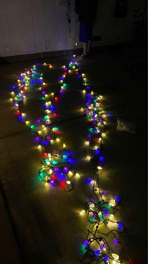 CHRISTMAS LIGHTS for Sale in Fontana, CA
