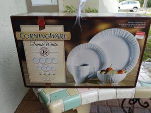 CorningWare service for 4 for Sale in Davie, FL