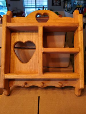 Small wood shelf for Sale in MO, US