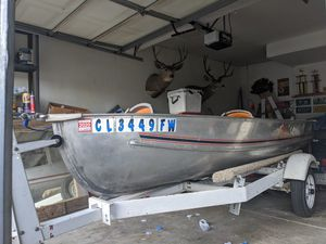 1992 Myers fishing boat. 12 ft for Sale in Littleton, CO