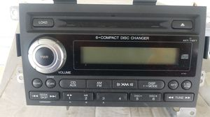 2008 honda ridgeline original cd radio in full workng order!!! for Sale in Glendale Heights, IL