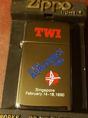 TWI Zippo slim for Sale in Auberry, CA