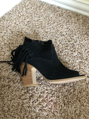 Black Mark Fisher Booties for Sale in Tomball, TX