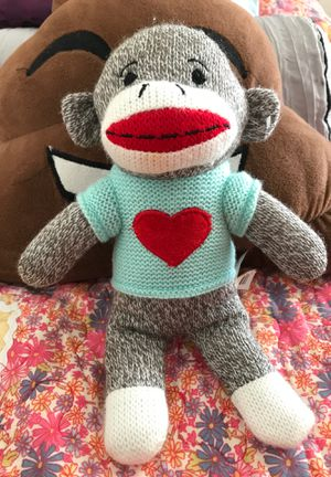 Stuffed animal for Valentine's Day :) for Sale in North Brunswick Township, NJ
