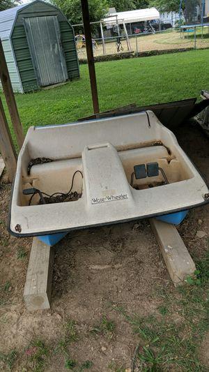 Paddle boat for Sale in Galena, KS