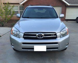 Amazing vehicle.2OO7 Toyota RAV4 Limited Needs.Nothing FWDWheelss for Sale in Washington, DC