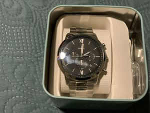 Fossil Stainless Steel Watch for Sale in Brownsville, TX